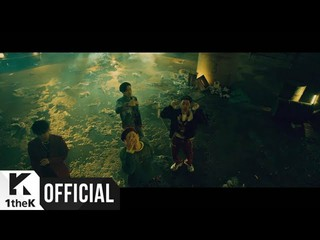 【動画】【公式lo】【MV】Jay Park(パク・ジェボム)、Simon Dominic、Loco、GRAY_ 「Upside Down」