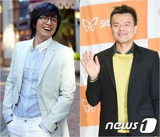 歌手パク・チニョン、俳優ペ・ヨンジュン、救援派集会に出席か。双方の事務所側「確認中」。