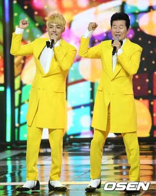 KangNam &amp&#59;テ・ジナ、MBC MUSIC「Show Champion」生放送に出演。