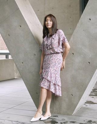 女優ソン・ユナ、画報公開。ELLE。