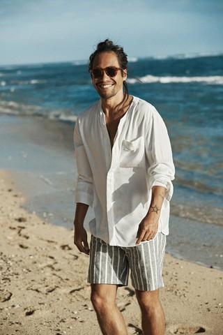 俳優リュ・スンボム、画報公開。ファッションブランドANDZ。