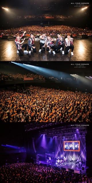 SHINHWA、14~15日に日本で開催したデビュー20周年ファンパーティー「ALL YOUR DREAMS IN TOKYO」を成功裏に終える。