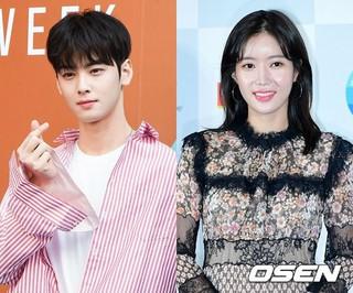 ASTRO チャ・ウヌ、JTBCの新ドラマ「私のIDはカンナム美人」に出演確定。女優イム・スヒャン は検討中。
