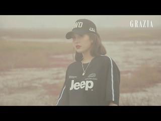 【動画】【公式gra】元I.O.I チョン・ソミ、雑誌「GRAZIA」メイキング
