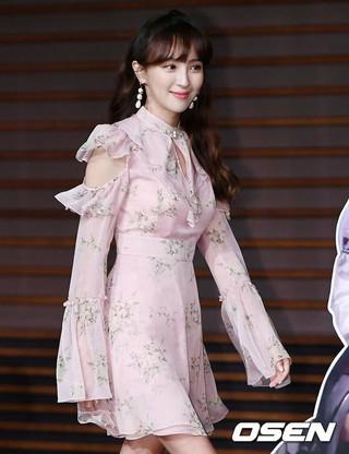 女優チョン・ヘソン、MBC新バラエティ「ドゥニア~初めて出会った世界」制作発表会に出席。