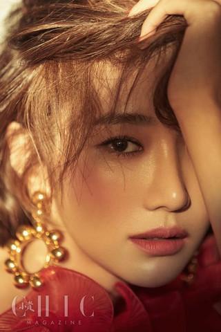 女優コ・ジュンヒ、中国ファッションマガジンの表紙に抜てき。