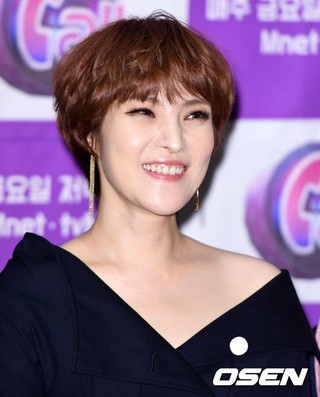 GUMMY、Mnet「The Call」記者懇談会に出席。