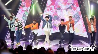 TOPSECRET、MBC MUSIC「Show Champion」に出演。