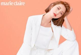 女優コ・ジュンヒ、画報公開。「marie claire」。