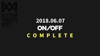 【動画】ONF、「Complete」 Dance Teaser  公開。