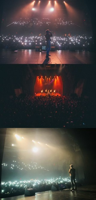 エリック・ナム、北米ツアーがスタート。LA公演で1200人が熱狂。
