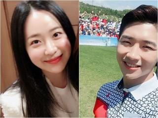 AFTERSCHOOL 出身ユ・ソヨン、プロゴルファー、コ・ユンソンとの熱愛認める。