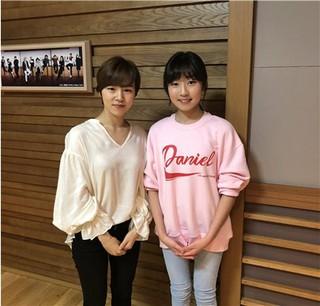 映画「女子中学生A」出演のキム・ファニ、「EXO SUHOのおかげで良い演技が完成した」。
