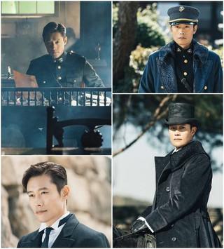 俳優イ・ビョンホン、tvNドラマ「ミスター・サンシャイン」スチールカット。7月7日夜9時初放送予定。