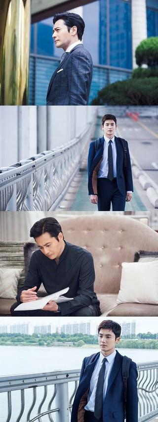 俳優チャン・ドンゴン - パク・ヒョンシク 主演ドラマ「Suits(スーツ)」、終演D-DAYに突入。