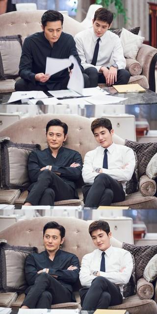 韓国ドラマ「Suits」、本日(14日)夜の放送が最終回。俳優チャン・ドンゴン、パク・ヒョンシク が心境明かす。「本当に幸せな時間でした。ありがとう!」