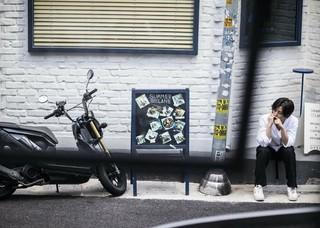 【G公式】俳優キム・ミンソク、写真公開。