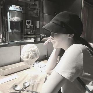 【g公式】女優オ・ヨンソ、かき氷の写真を公開。
