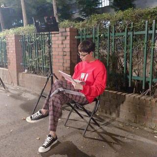 【G公式】俳優チェ・テジュン、ドラマ「フンナムジョンウム」現場写真公開。