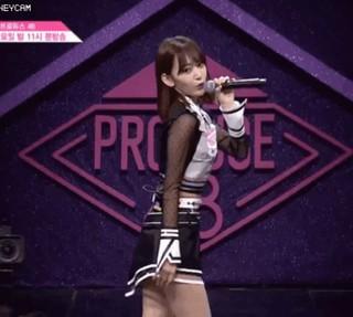 【動画】PRODUCE 48 宮脇 咲良、韓国でも認められる柔軟性。。
