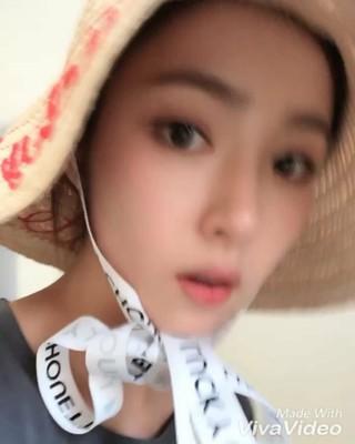 【g公式】女優シン・セギョン、家庭菜園での写真を公開。