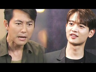 【動画】【公式sbe】SHINee ミンホに演技のヒントを伝えたチョン・ウソン のアドバイスは?「本格芸能真夜中」第71回20180626