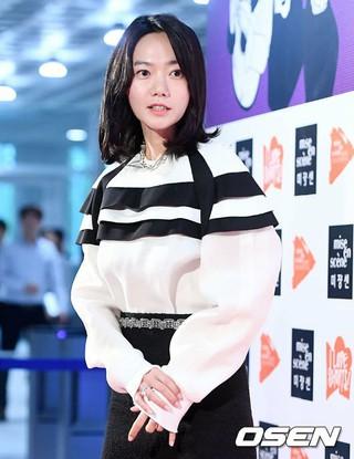 女優ペ・ドゥナ、「第17回ミジャンセン短編映画祭」開幕式に出席。