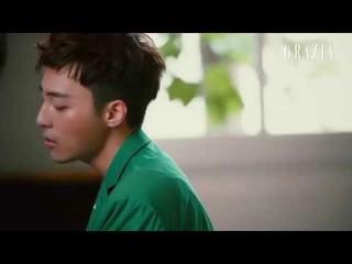 【動画】【公式gra】ロイ・キム、動画公開。「GRAZIA」。