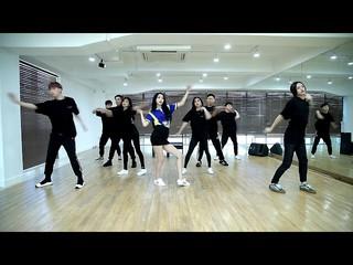 【動画】【公式】NINE MUSES [9MUSES] キョンリ、「Bluemoon」Dance Practice映像を公開。