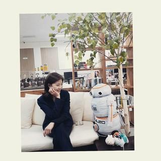 【g公式】女優ハ・ジウォン、写真公開。