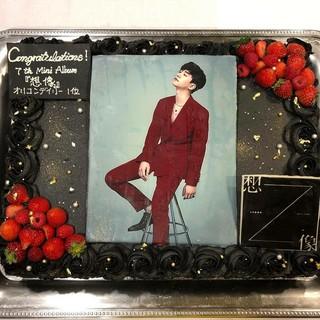 【G公式】2PM_Junho、オリコン1位の記念ケーキを公開。●ORICON chart WEEKLY No.1、本当にありがとうござします.●dailyもweeklyも夢
