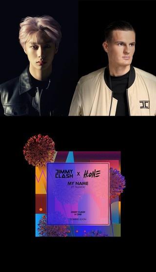 MONSTA X ヒョンウォン X ヨーロッパ最強DJ Jimmy clashとコラボ。新曲を19日リリース。