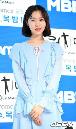 女優キム・イェウォン、アーティストカンパニーと専属契約を締結。