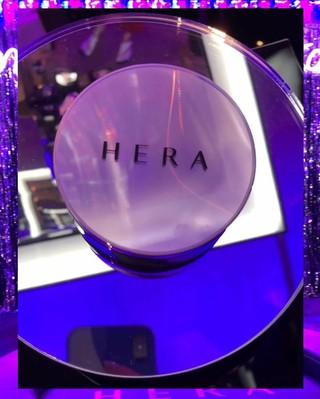 【g公式cos】チョン・ジヒョン、モデルを務めるコスメブランド「HERA」のポップアップストアの様子。