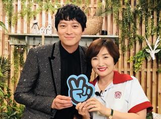 【w公式】カン・ドンウォン、 VMOVIE「Actor&Chatter」に登場。