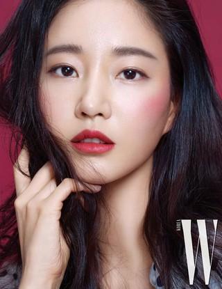 女優キム・サラン、画報公開。W Korea。