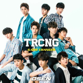 TRCNG、きょう(25日)日本2ndシングル「GAME CHANGER」を発売。