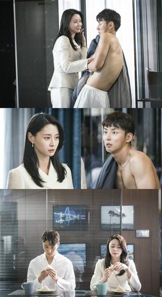俳優ユン・シユン HELLOVENUS ナラ、ドラマ「親愛なる判事さまへ」スチールカットを公開。