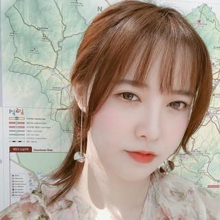 【g公式】女優ク・ヘソン、SNS更新。