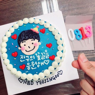 【G公式】俳優ヨ・ジング、誕生日お祝いに感謝。●お祝いいただき、とても感謝しています!!!!●私たち一緒に皆んな、「花道」だけ歩きますように。。