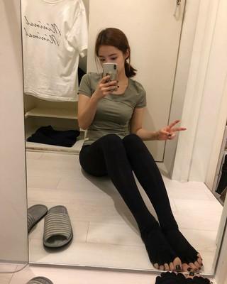 【g公式】女優シン・セギョン、自撮り写真公開。
