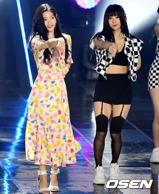 DIA、SBS MTV「THE SHOW」に出演。