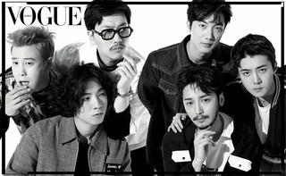 【g公式vog】EXO SEHUN、BlockB ピオ、超新星 ゴニル&俳優イ・ドンフィ、ピョン・ヨハン、ファッションデザイナーのユ・ジュヒョン、「VOGUE」9月号のグラビアプレ