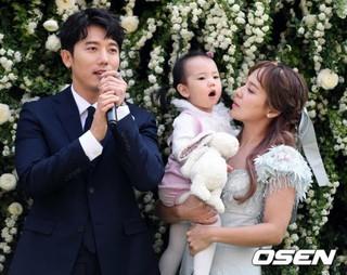 女優ユジン 俳優キ・テヨン 夫妻、18日に第二子女児誕生。母子ともに健康。