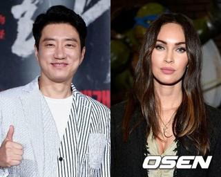 世界的な女優ミーガン・フォックス、韓国映画に初出演へ。俳優キム・ミョンミン と共演。