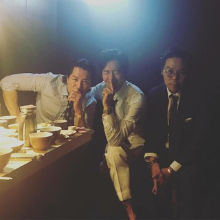 【G公式】俳優ナムグン・ミン、写真を公開。