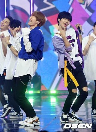 MXM、MBC MUSIC「Show Champion」に出演。