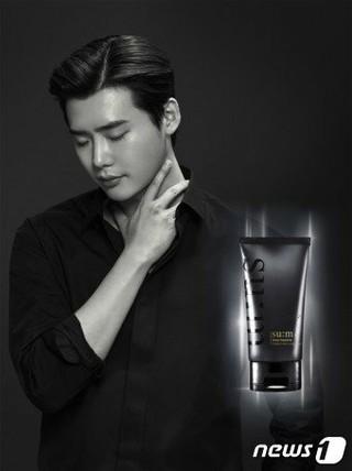 LG生活健康の化粧品ブランド「su:m37度」、Dear Homme All In One Cream イ・ジョンソク Editionを発売。
