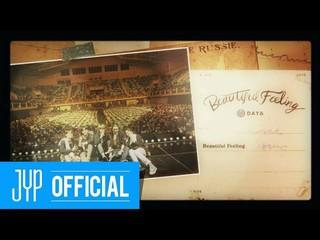 【動画】【t公式jyp】DAY6、「Beautiful Feeling」M / V 公開。