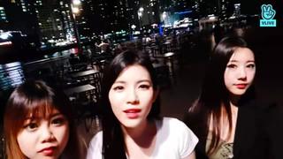 【動画】【w公式】 GIRLKIND、「ここは海雲台」VLIVE公開。